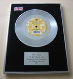 MR BIG - TO BE WITH YOU PLATINUM Single Presentation DISC